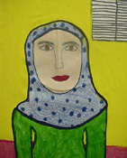 Art Work Created by DPS Student - Visit Student Showcase For Details